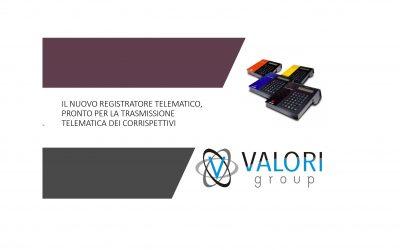 Il nuovo registratore telematico, dal design innovativo
